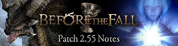 Before the Fall pt 2 - Patch 2.55
