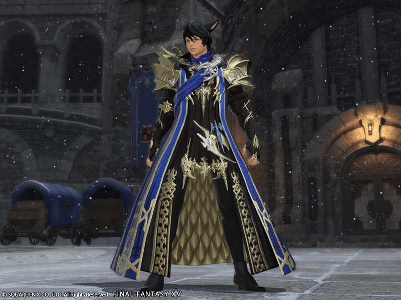 New Optional Items Available FINAL FANTASY XIV The