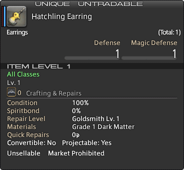 Limited Edition Hatchling Earrings