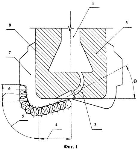 Method of manufacture of diamont drill bit