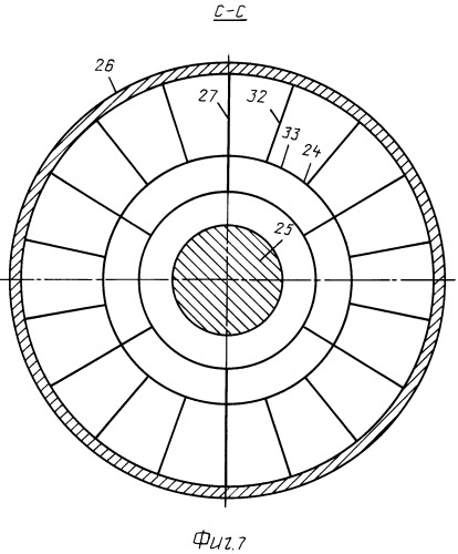 Axial-flow fan or compressor impeller and fan of bypass