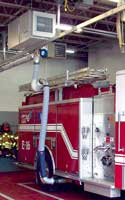 fire station exhaust removal systems