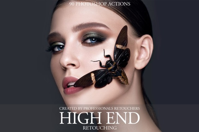 High End Retouching Photoshop Actions | High End Photoshop ...
