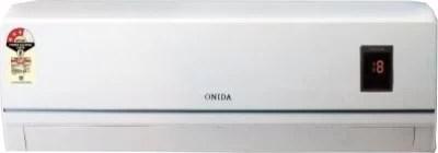 Onida 1.5 Ton 3 Star Split AC  - White(S183TRD, Copper Condenser)