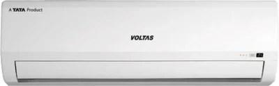 Voltas 1 Ton 5 Star Split AC White(125LYD)