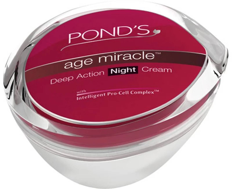 Pond's Age Miracle Deep Action Night Cream(50 g)
