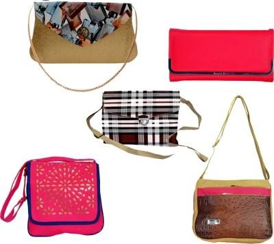 933166585e 40% OFF on Kshipra Fashion Handbag Women s Combo