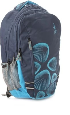 Skybags Backpack(Blue)