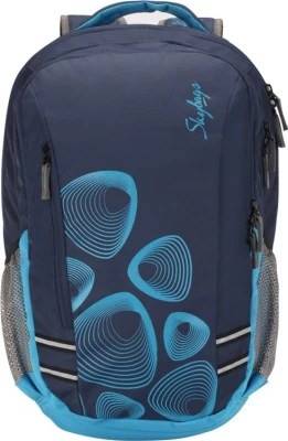 Skybags Footlose Gizmo 1 Blue 26 L Backpack(Multicolor)