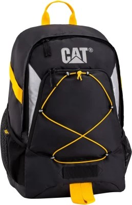CAT Activo 25 L Laptop Backpack(Black/Yellow)