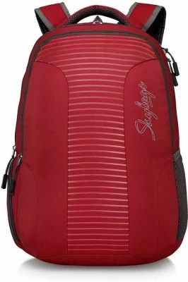 Skybags Geo 05 2.5 L Backpack(Red)