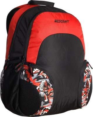 Wildcraft 32.7 L Backpack(Red)