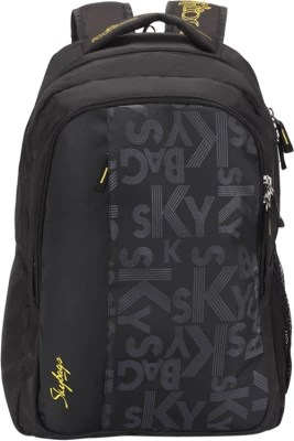 Skybags Footlose Router 1 Black 26 L Backpack(Multicolor)