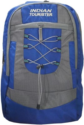 Indian Tourister NEC-BP-500-BL 20 L Backpack(Blue)