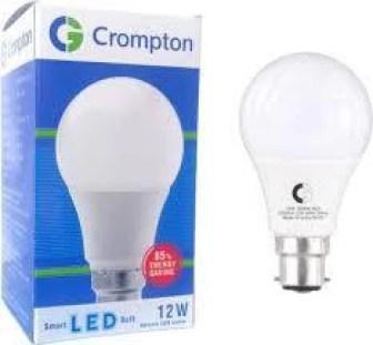 Crompton Greaves 12 W B22 LED Bulb(White)