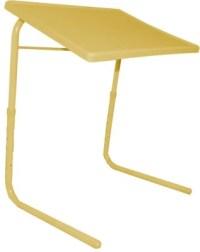 Table Mate Adjustable Portable Folding Laptop Study Yellow ...