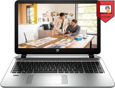 HP Core i5 4th Gen - (8 GB/1 TB HDD/Windows 8.1/4 GB Graphics) K2N88PA 15-k102tx Notebook(15.6 inch, SIlver, 2.6 kg)