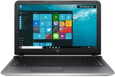 HP Pavilion Core i5 5th Gen - (8 GB/1 TB HDD/Windows 10 Home/2 GB Graphics) N8L70PA 221TX Notebook(15.6 inch, Natural SIlver, 2.29kgs kg)