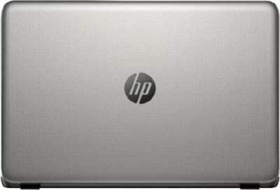HP Core i3 5th Gen - (4 GB/1 TB HDD/DOS/2 GB Graphics) W6T42PA#ACJ 15-ay005tx Notebook(15.6 inch, SIlver, 2.19 kg)