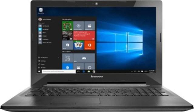 Lenovo G50-80 Core i3 5th Gen - (8 GB/1 TB HDD/Windows 10 Home/2 GB Graphics) G50-80 Notebook(15.6 inch, Black, 2.5 kg)
