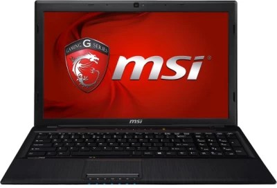 MSI GE60 2PL Apache (Notebook) (Core i7 4th Gen/ 8GB/ 1TB/ Win8.1/ 2GB Graph)(15.6 inch, Black, 2.4 kg)