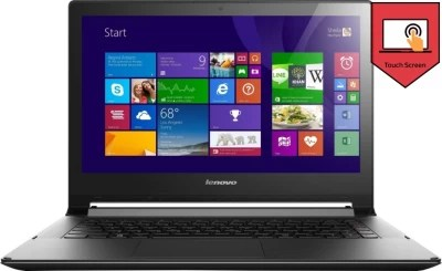 Lenovo Flex 2-14 (Intel 2-in-1 Laptop) (4th Gen Ci3/ 4GB/ 500GB/ Win8.1/ Touch/ 2GB Graph) (59-429730)(14 inch, Grey, 1.9 kg)