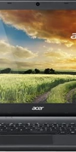 Acer Aspire ES APU Quad Core A8 6th Gen - (6 GB/1 TB HDD/Linux) NX.G2KSI.009 ES1-521-899k Notebook(15.6 inch, Diamond Black, 2.4 kg)
