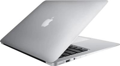Apple MacBook Air Core i5 3rd Gen - (4 GB/256 GB SSD/OS X Yosemite) MJVG2HN/A(13.17 inch, SIlver, 1.35 kg)