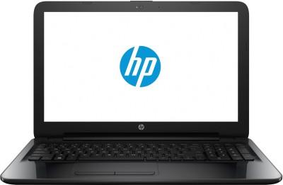 HP APU Quad Core A8 - (4 GB/1 TB HDD/Windows 10 Home) 1DF03PA#ACJ 15-BG004AU Notebook(15.6 inch, SParkling Black, 2.19 kg)