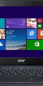 Acer Aspire V5-123 Netbook (APU Dual Core/ 2GB/ 500GB/ Linux) (NX.MFQSI.003)(11.49 inch, Black, 1.2 kg)