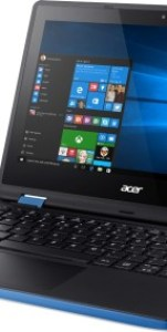 Acer Aspire R11 Pentium Quad Core 4th Gen - (4 GB/500 GB HDD/Windows 10 Home) NX.G0YSI.001 R3-131T-p4aa 2 in 1 Laptop(11.6 inch, SKy Blue, 1.58 kg)
