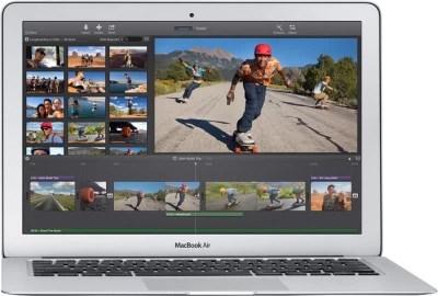 Apple MD760HN/B MacBook Air (Ci5/ 4GB/ 128GB Flash/ Mac OS X Mavericks)(12.87 inch, SIlver, 1.35 kg)