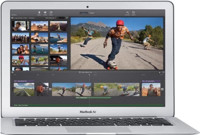 Apple MD760HN/B MacBook Air (Ci5/ 4GB/ 128GB Flash/ Mac OS X Mavericks)(12.87 inch, SIlver, 1.35 kg)