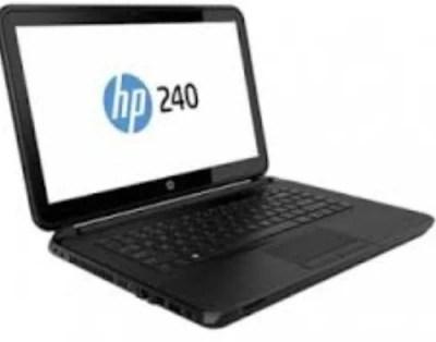 HP Hp 240 Series Core i5 5th Gen - (4 GB/500 GB HDD/DOS) P4F78PT 240 G4 Notebook(14 inch, Black, 5.5 kg)