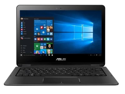 Asus Flip Core i5 6th Gen - (8 GB/1 TB HDD/Windows 10 Home/2 GB Graphics) C4011T 2 in 1 Laptop(13.3 inch, Black With STraight Hair Line Texture, 1.6 kg)