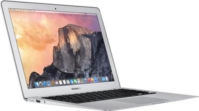 Apple MacBook Air 2015 MJVP2HN/A (Ultrabook ) (Core i5 5th Gen/ 4GB/ 256GB SSD/ Apple OS X 10.10 Yosemite)(11.6 inch, SIlver, 1.08 kg)