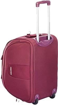 Vip VENTO DUFFEL STROLLY Duffel Strolley Bag(Purple)