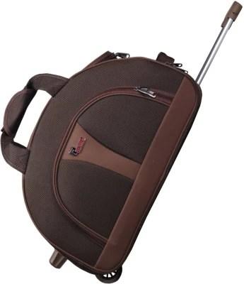 F Gear 2389a 22 inch/55 cm Travel Duffel Bag(Brown)