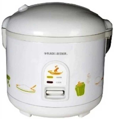 Black & Decker Cool Touch RC 40/ RC 1820 Electric Rice Cooker with Steaming Feature(1.8 L)