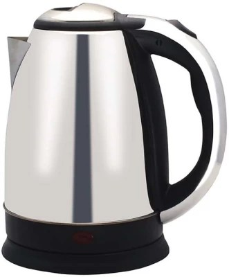 Wonder World � 1.7L Stainless Steel Cordless Tea 1500W Electric Kettle(1.7 L, Silver)
