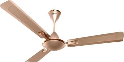 Orient Gratia 1400mm 3 Blade Ceiling Fan(Gold)