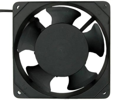 Hack FM12038A2HSL 5 inch 5 Blade Exhaust Fan(Black)
