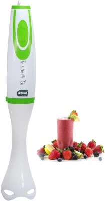 iNext IN-500HBL 350 W Hand Blender(Green)