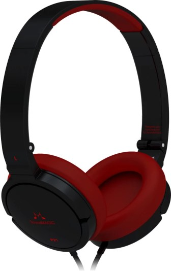SoundMagic P21 Wired Headphones(Black, On the Ear)