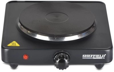 Sheffield Classic SH 2001 AO AQHot Plate Radiant Cooktop(Black, Push Button)