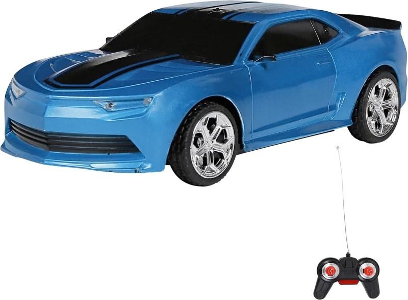 Majorette 1:20 Full Function R/C Car(Blue)