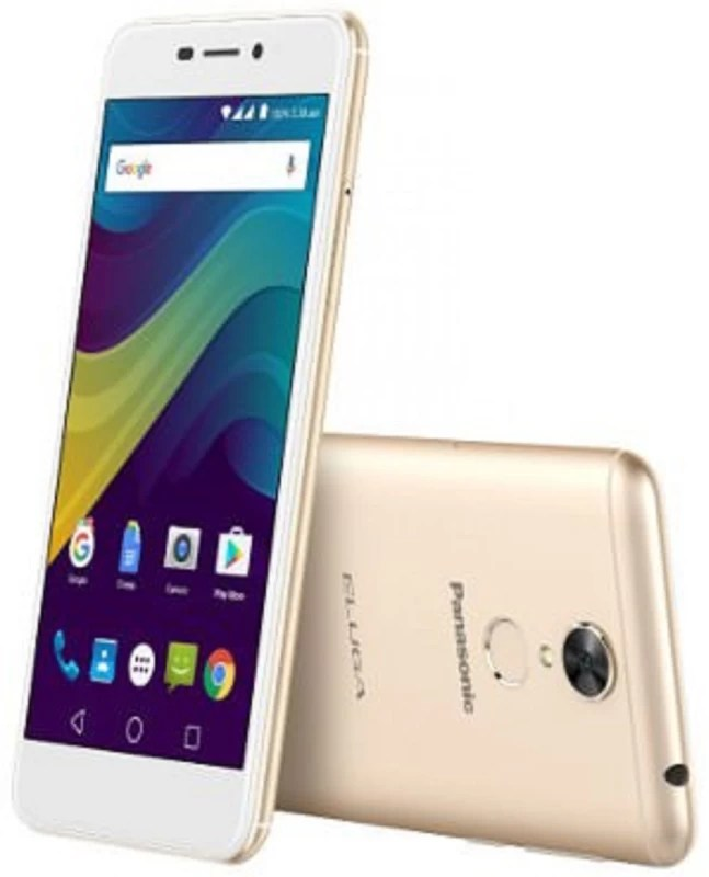 Panasonic Eluga Pulse (Gold, 16 GB)(2 GB RAM)