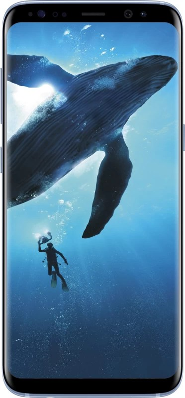 SAMSUNG Galaxy S8 Plus (Coral Blue, 64 GB)(4 GB RAM)