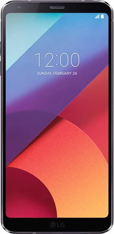 LG G6 (Astro Black, 64 GB)(4 GB RAM)