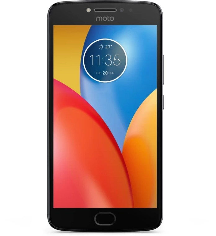 Moto E4 Plus (Iron Gray, 32 GB)(3 GB RAM)